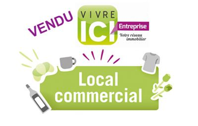 LOCAL COMMERCIAL A VENDRE NANTES ILE DE NANTES
