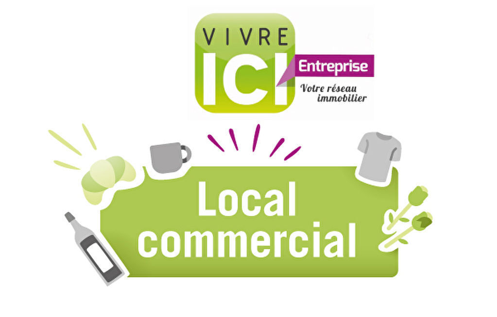 LOCAL COMMERCIAL NEUF A VENDRE  NANTES 2/3